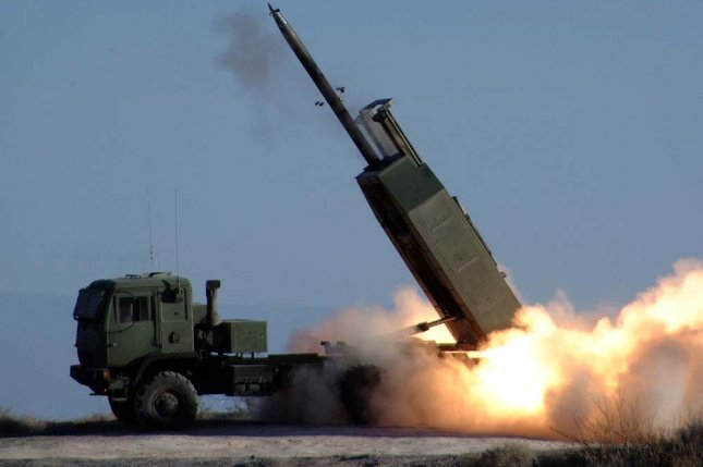 Poland is to receive the High Mobility Artillery Rocket System, pictured, and AIM-120C-7 Advanced Medium Range Air-to-Air Missiles as part of two deals approved this week by the U.S. State Department. Photo courtesy of the Department of Defense
