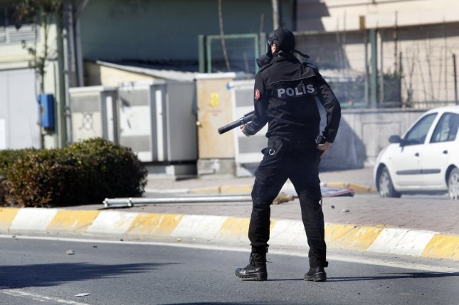 Turkey has removed top-level security officials as part of a probe into twin suicide bombs in Ankara that killed 97 people. File photo by fulya atalay/Shutterstock