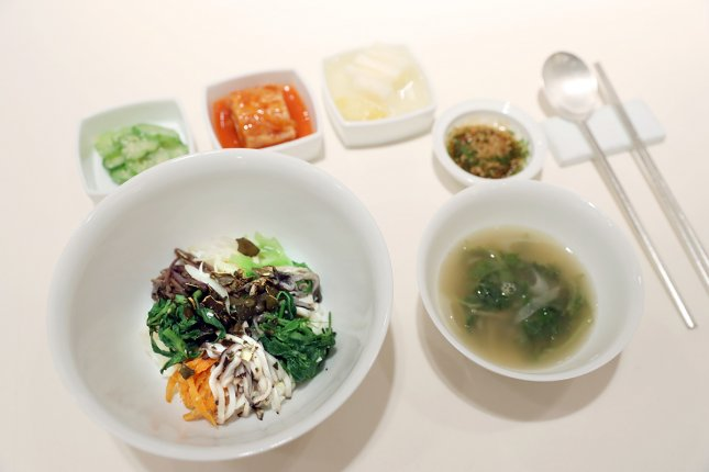 Ingredients sourced from iconic regions in South Korea and North's signature Pyongyang-style buckwheat noodles are on the menu for dinner meeting between leaders of the two Koreas, joined by their wives, officials and various performers. Photo courtesy of Inter-Korean Press Corps/UPI