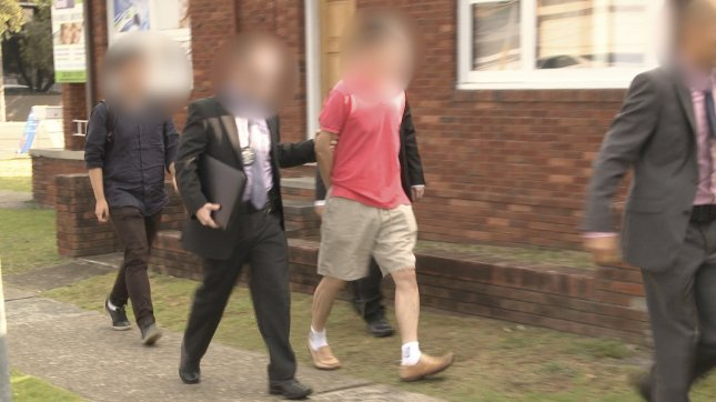 Australian police arrested a 59-year-old Sydney man for allegedly acting as an economic agent for North Korea. Photo courtesy EPA-EFE/Australian Federal Police
