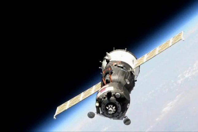 Russian capsule carrying robot fails to dock at space station