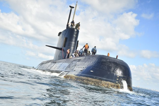 Argentine navy head sacked over submarine disappearance