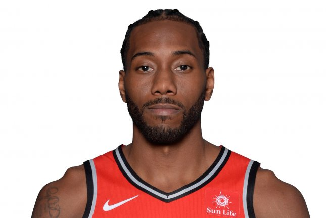 Toronto Raptors forward Kawhi Leonard had 31 points and 10 rebounds in a 113-101 win against the Boston Celtics on Friday in Toronto. Photo courtesy of the NBA
