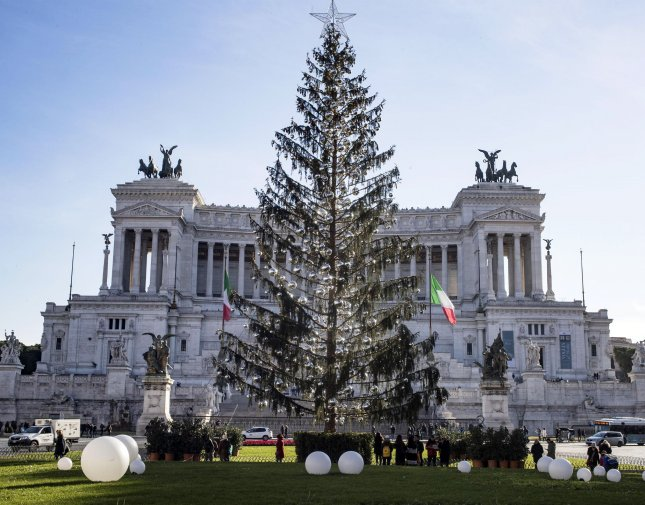 the city of rome spent about 59000 on a shabby looking christmas tree that was mocked by the internet and given the nickname spelacchio meaning shabby