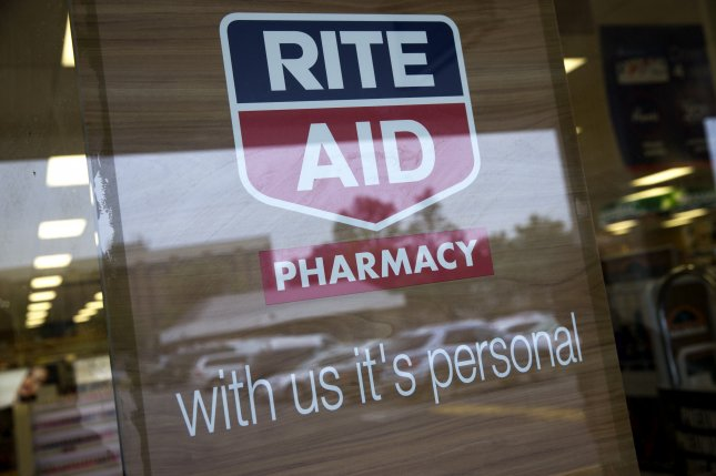 Grocery chain Albertsons will acquire part of Rite Aid. File photo by Shawn Thew/EPA