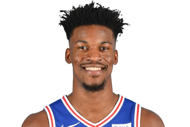 Jimmy Butler revels in Philadelphia 76ers heroics