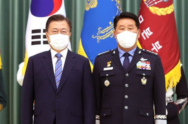 Moon Jae-in requests overhaul in South Korea's military after woman's death