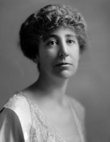 Portrait of Ms. Jeanette Rankin of Montana, in 1916 she became the first woman elected to the U.S. Congress. File Photo by Library of Congress/UPI