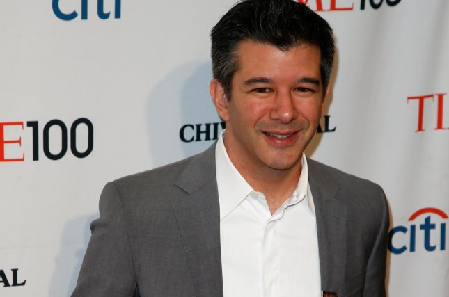 Entrepreneur Travis Kalanick attends the Time 100 Gala for the Most Influential People in the World on April 29, 2014 in New York City. His mother Bonnie died in a boating mishap Friday. File Photo by Debby Wong/Shutterstock