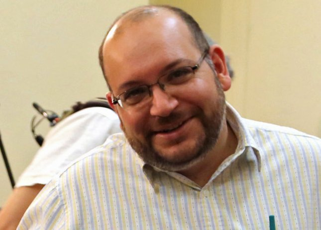 A federal judge awarded Washington Post journalist Jason Rezaian and his family $180 million in damages Friday in lawsuit against Iran after he was held captive for 544 days. File Photo by EPA/STR