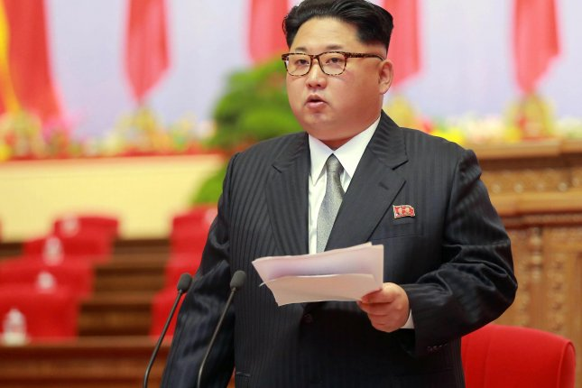 In a recent speech, Kim Jong Un said North Korea was close to achieving intercontinental ballistic missile capabilities. On Monday, March 6, 2017, North Korea launched several missiles into the Sea of Japan. Photo EPA/KCNA/EDITORIAL USE ONLY