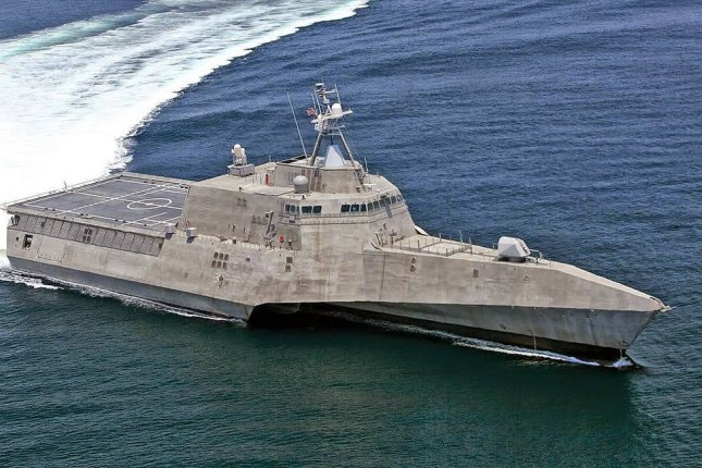 The U.S. Navy's littoral combat ships are used for operations near the shore, and have been designed for speed and stealthiness. Photo courtesy of the U.S. Navy