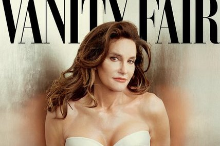 Bruce Jenner debuted as Caitlyn Jenner on the June 2015 cover of Vanity Fair. Photo by Annie Leibovitz/Vanity Fair