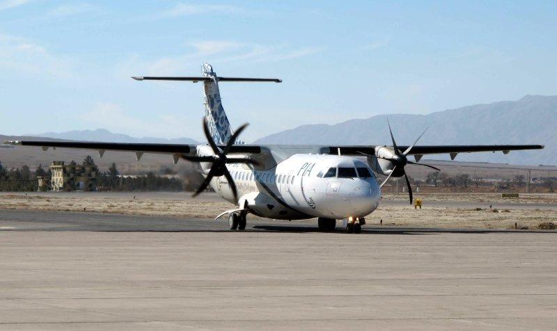 Pakistani airline grounds ATR planes after crash