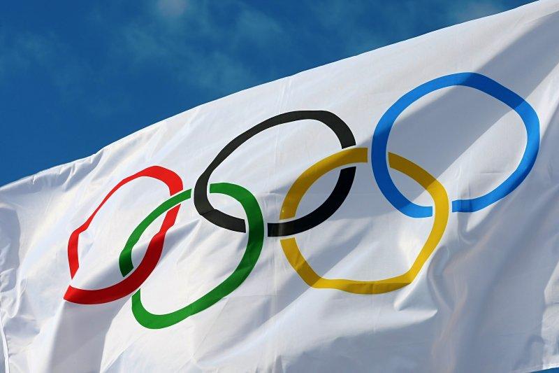 Olympic flag File photo by Ververidis Vasilis/Shutterstock