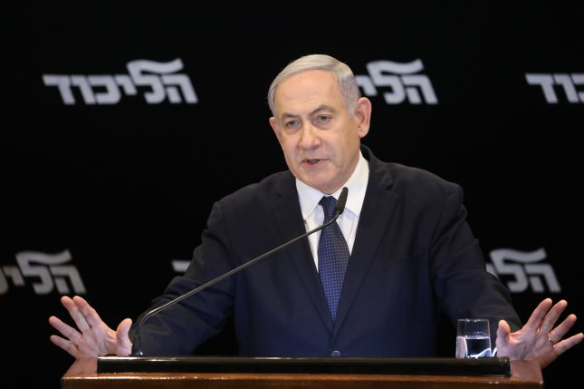 Israeli Prime Minister Benjamin Netanyahu has requested for legal parliamentary immunity from the Knesset to prevent his prosecution.Photo by Abir Sultan/EPA-EFE