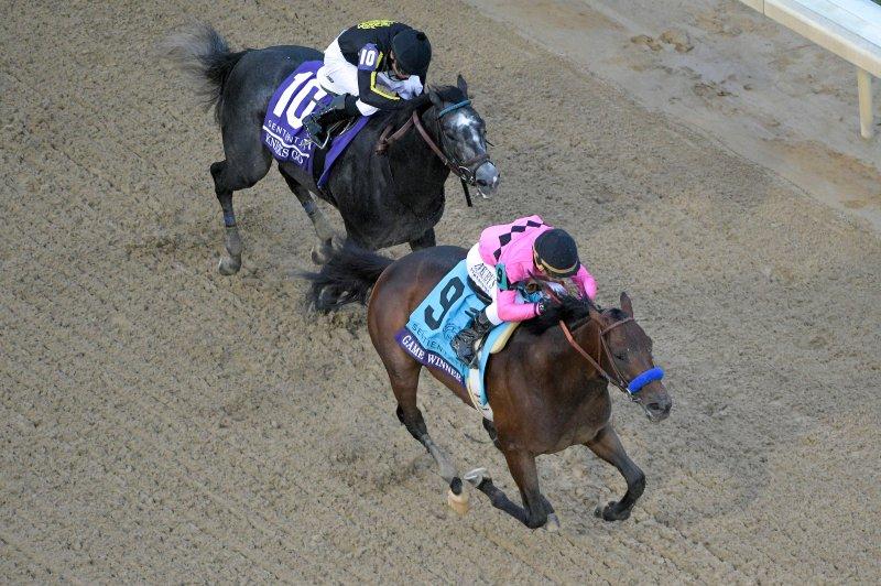 Kentucky Derby preps take on international flavor - UPI com