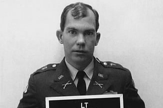 William Calley, pictured in 1969, was convicted in 1971 for his role in the My Lai Massacre during the Vietnam War. File Photo courtesy of the U.S. Army