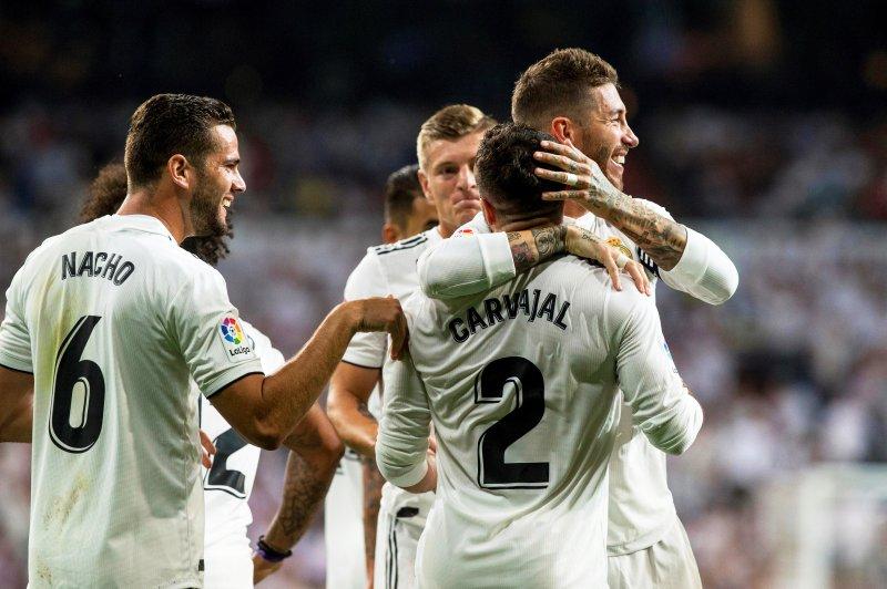 Watch: Gareth Bale, Dani Carvajal net scores in Real Madrid La ...