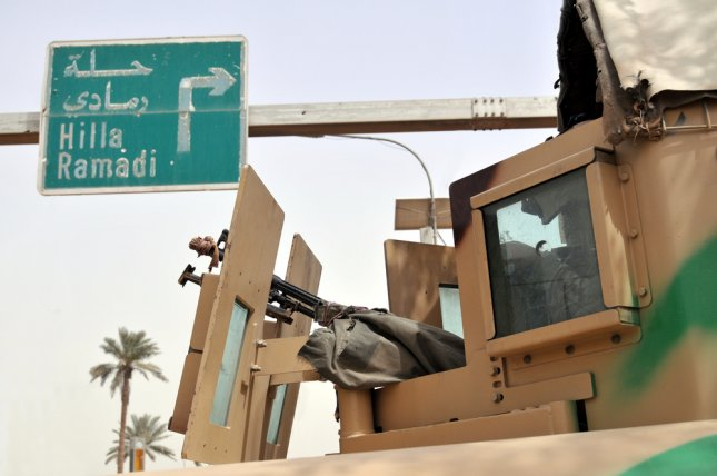 Iraq announced a new offensive aimed at retaking Anbar province. FIle Photo by Frontpage/Shutterstock