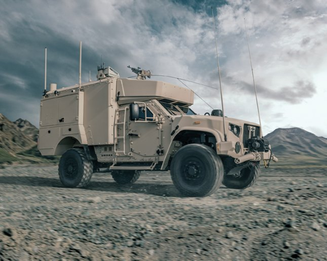 The U.S. Army awarded Oshkosh with a $152 million contract for Joint Light Tactical Wheeled Vehicles for the U.S. military and NATO allies. Photo courtesy of Oshkosh Defense