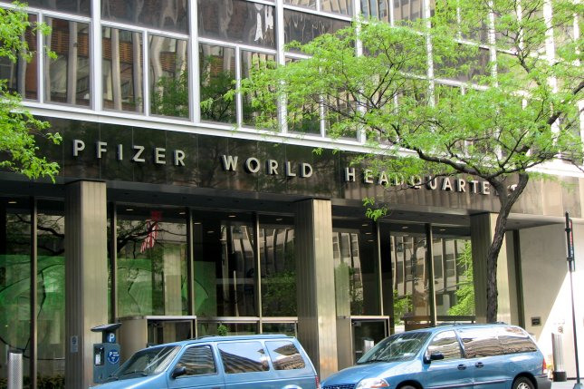 Pfizer's price increases will affect 41 drugs, about 10 percent of its portfolio. File Photo by Norbert Nagel/Wikimedia Commons https://creativecommons.org/licenses/by-sa/3.0/legalcode