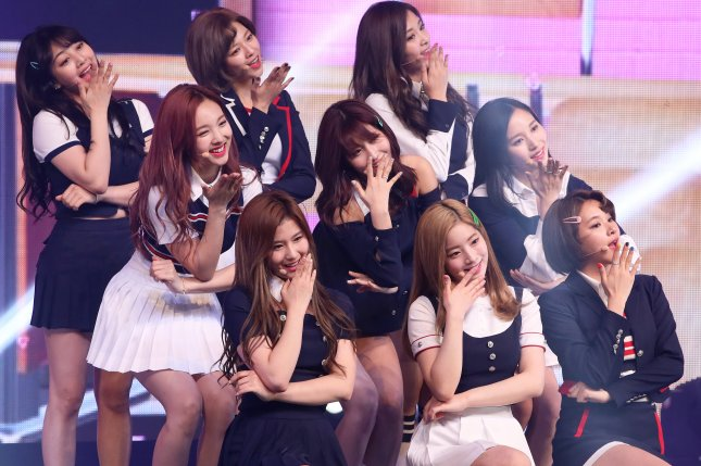 Twice announce new album 'Twicetagram' for Oct  30 - UPI com