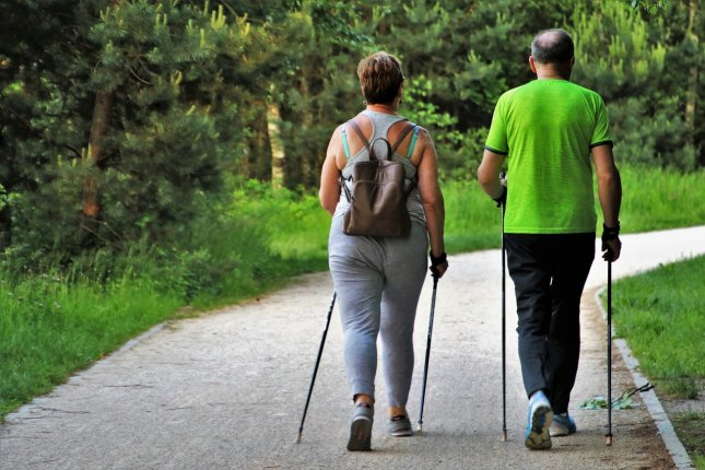 A study found physical activity could lower the high rate of death associated with frailty in older people, according to the research of a study conducted in Spain. Photo by pasja1000/Pixabay