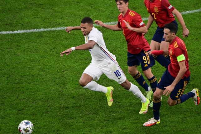 Soccer: Kylian Mbappe, Karim Benzema lead France over Spain for Nations League title