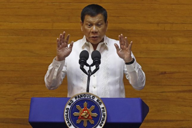 Duterte denies allegations of hiding millions in banks