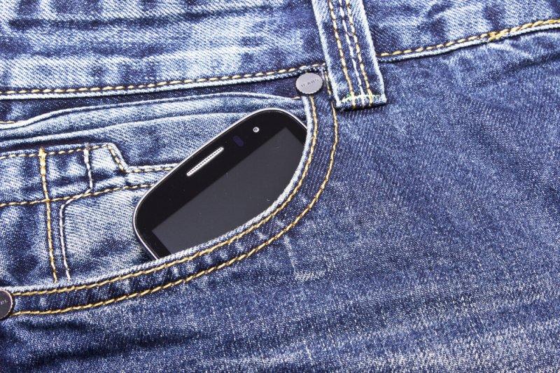 A pocket dial waiting to happen. Photo by Svetislav1944/Shutterstock.com