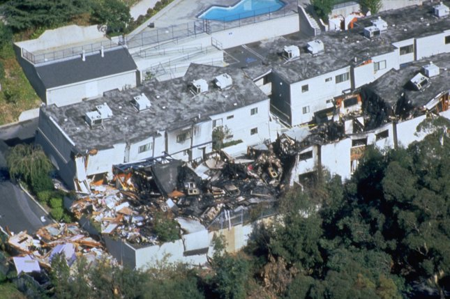 On January 17, 1994, a pre-dawn earthquake struck the Los Angeles area, claiming 61 lives and causing widespread damage. File Photo courtesy FEMA