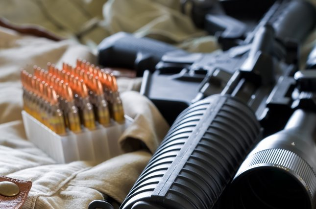 The ATF said Tuesday it will not seek a final framework of a plan to outlaw steel-tipped 5.56mm ammunition. Photo by Eugene Berman/Shutterstock