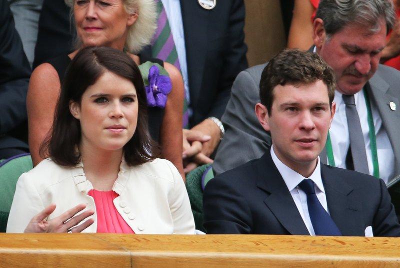 Princess Eugenie Confirms Princess Beatrice As Maid Of Honor Upicom