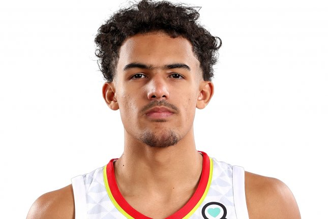 Atlanta Hawks guard Trae Young used his ball-handling ability to create open looks in a win against the Utah Jazz Thursday in Atlanta. Photo courtesy of the NBA.
