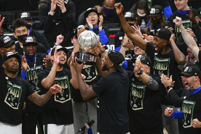 Bucks beat Hawks in Game 6 for first NBA Finals trip since 1974