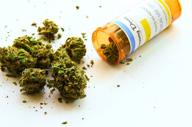Medical marijuana users sometimes find rules in states other than their own can be different. Shutterstock/Atomazul