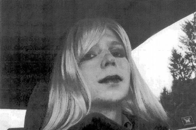 Former U.S. Army Private Bradley Manning, now known as Chelsea Manning, was hospitalized after trying to commit suicide in prison, her lawyers confirmed Monday. She is serving up to 35 years for leaking information to Wikileaks. Photo by U.S. Army