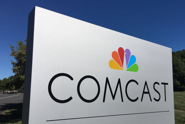 Comcast unveiled technology that pairs with customers' existing eye-tracking devices on tablets and laptops. File Photo by Mike Mozart/Wikimedia Commons