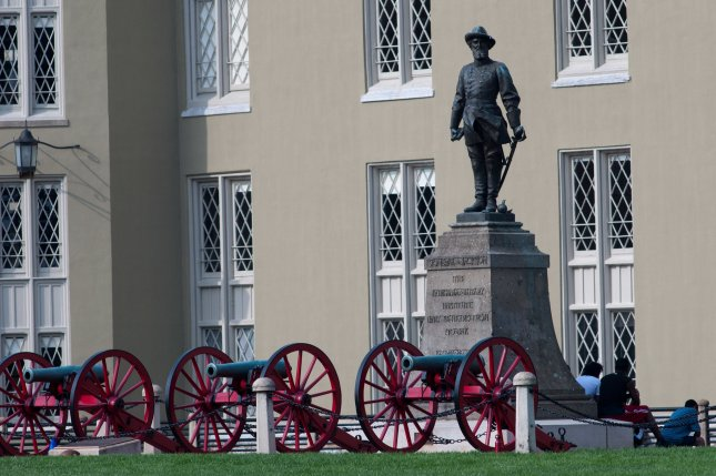 Virginia Military Institute's Board of Visitors voted Thursday to move the statue of Confederate Gen. Stonewall Jackson on campus. Photo by Rob/Flickr