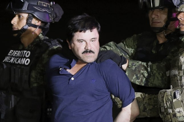 The jurors seated in Joaquin El Chapo Guzman's upcoming federal trial will be kept anonymous to protect their safety. File Photo by Jose Mendez/EPA