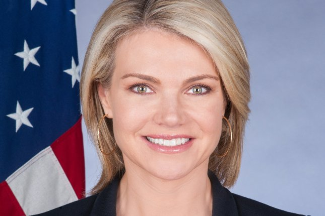 Heather Nauert, the State Department spokeswomen, announced Saturday night she has withdrawn from consideration as the U.N. ambassador. Photo courtesy U.S. Department of State