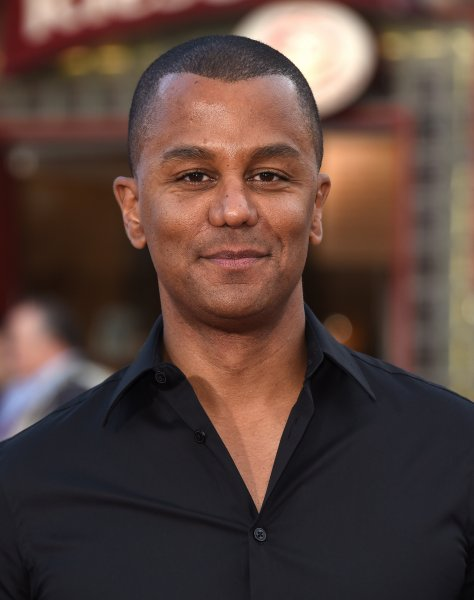 Yanic Truesdale at the Los Angeles premiere of The Boss on March 28, 2016. Truesdale said he is privileged to be able to come back to Gilmore Girls and explore his character, Michel. File Photo by DFree/Shutterstock