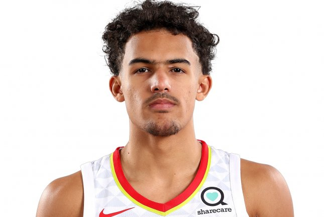 Atlanta Hawks guard Trae Young. Photo courtesy of the NBA