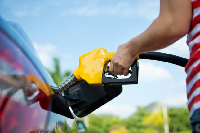 Gas prices in the United States holding more or less steady, but don't expect much change after the U.S. presidential election, one analyst said. hxdbzxy/Shutterstock