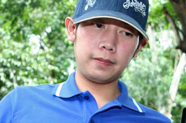 Vorayuth Yoovidhya, 35, heir to Thailand's Red Bull energy drink empire, no longer faces any charges from a fatal car crash in 2012. File Photo by EPA
