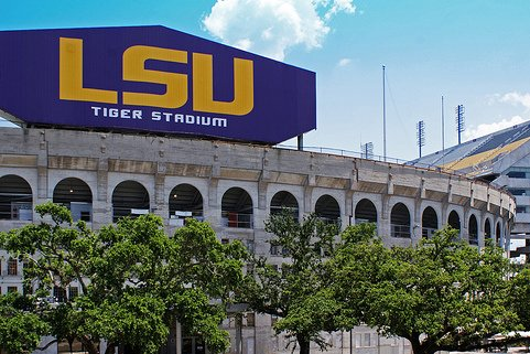 LSU, Caesars Sportsbook agree to historic sponsorship deal