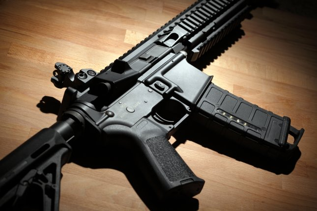 Bismarck Public Schools planned to buy AR-15s to keep in safes in schools in case of emergency. While waiting for funding to be approved, however, the Iowa-based company Brownells volunteered to donate the firearms to local police for school resource officers. File Photo by Vartanov Anatoly/Shutterstock