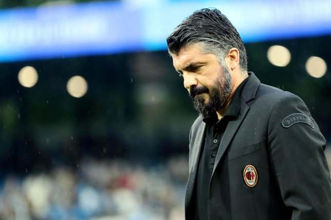 Gennaro Gattuso steps down as AC Milan manager - UPI.com