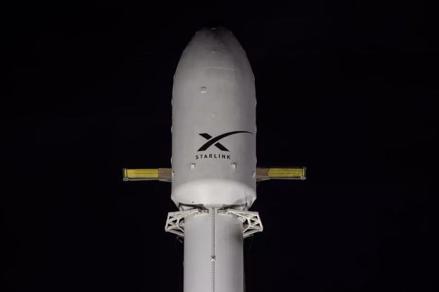 A SpaceX rocket like this one launched 60 more Starlink satellites from Kennedy Space center in Florida on Sunday morning. Photo courtesy of SpaceX